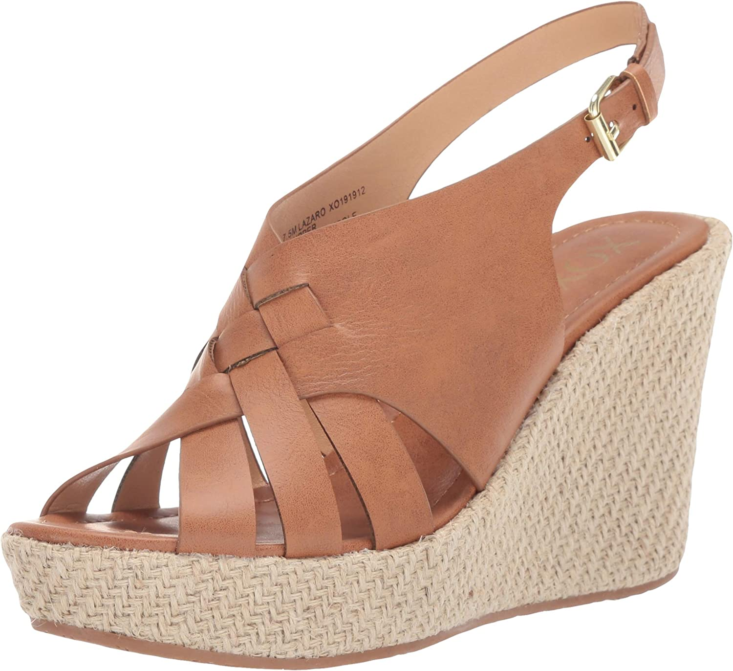 XOXO Womens Lazaro Wedge Sandal