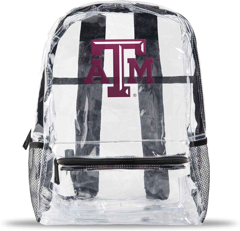 FOCO NCAA Texas AM Sports Backpacks Max Max 65% OFF 86% OFF Fan
