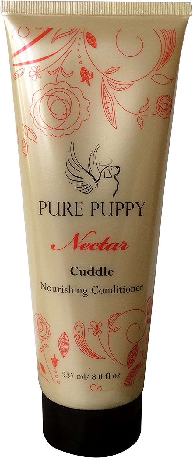 Pure Puppy Cuddle Nourish Conditioning, 8Ounce, Nectar