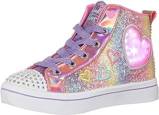 Skechers Kids' Lighted Twinkle Toes Sneaker