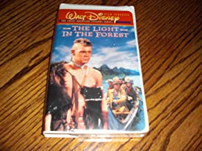 Light in the Forest VHS