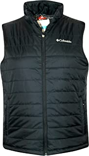 Columbia Men's Crested Butte II Omni Heat Puffer Vest 2017