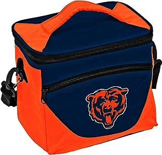 Logo Brands NFL 9-Can Halftime Cooler with Front Dry Storage Pocket and Shoulder Strap
