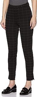 VERO MODA Women's Straight Fit Slim Pants