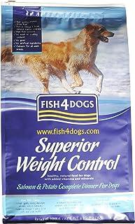 フィッシュ4ドッグ ドッグフード スーペリア ウェイトコントロール 1.5kg