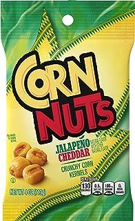 Corn Nuts Jalapeno Cheddar Crunchy Corn Kernels (4 oz Bags, Pack of 12)