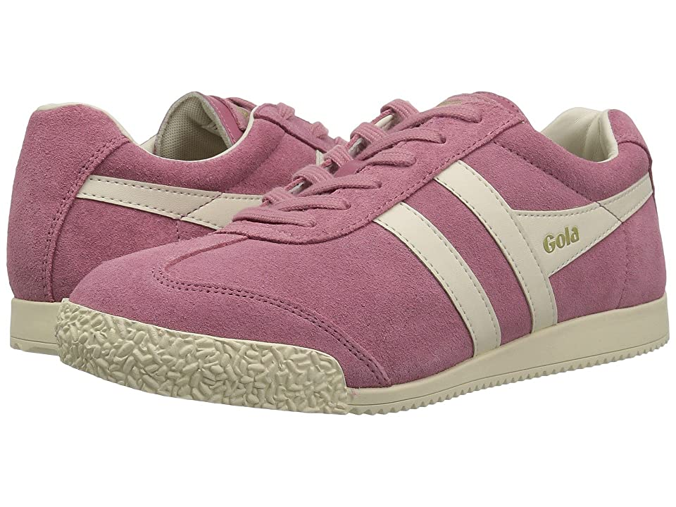 Gola Harrier (Dusky Rose/Off-White) Women