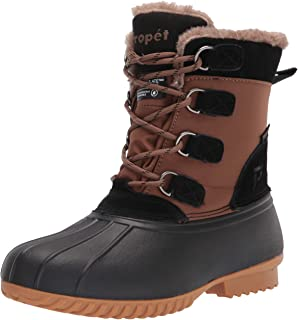 Propet Women's Ingrid Snow Boot, 8 X-Wide US