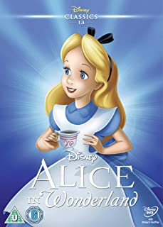 Alice In Wonderland DVD [Reino Unido]