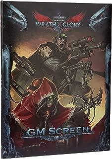 Wrath & Glory GM Screen (ULIUNAWG2201)
