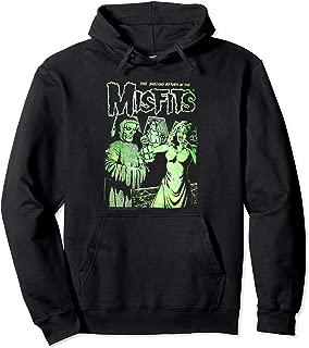 Misfits The Shocking Return Pullover Hoodie