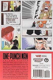 One-Punch Man, Vol. 11, 11