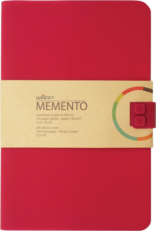 Libreta memento l rojo vino