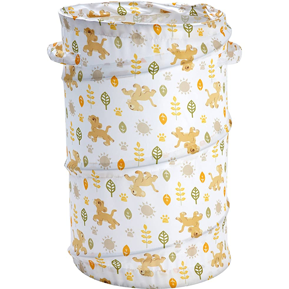 Disney Lion King Microfiber Hamper