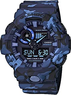 G-Shock GA700CM Series Camo Wrist Watch (Men's)