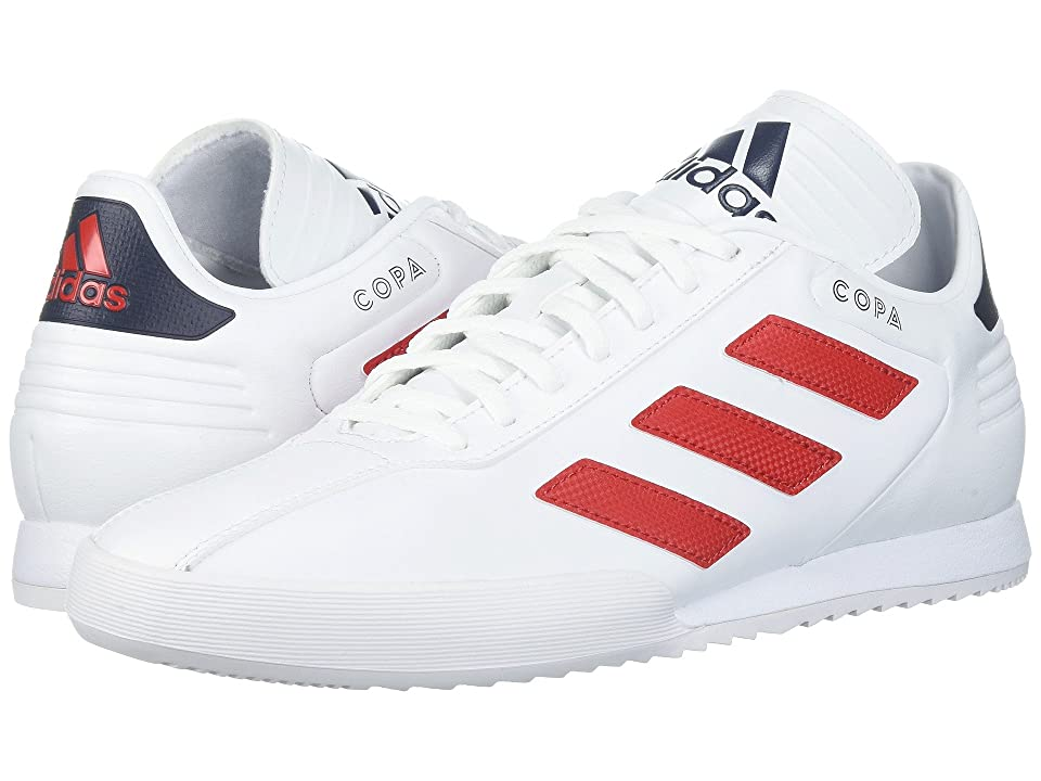 adidas Copa Super Country Pack (White/Scarlet/Navy) Men