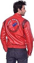 Arrivals Akira Kaneda Red Men's Cosplay Leather Jacket