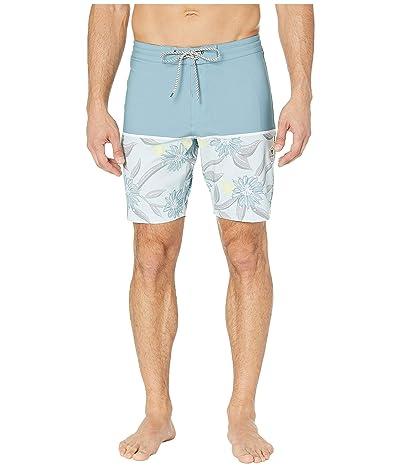 VISSLA 18.5 Firewheel Boardshorts (Light Slate) Men