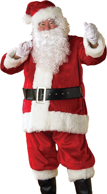 ofrecemos varias marcas famosas Rubies 23207 23207 23207 - Disfraz de Papá Noel para hombre  El nuevo outlet de marcas online.