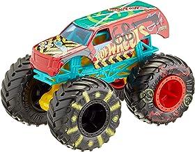 Hot Wheels Monster Trucks coches de juguetes 1:64 Town Hauler (Mattel GNJ62) , color/modelo surtido
