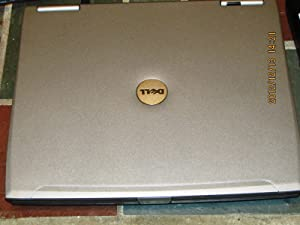 Dell Latitude D610 Notebook PC (Off-Lease) - Intel Pentium M 1.86GHz, genuine Windows XP Home, 512MB DDR2, 40GB HDD, DVD/CDRW Combo