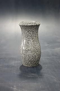 7x4-D Gray Granite Monument Vase Cemetery Tombstone Headstone Gravestone Flower Memorial Company Prices head stones