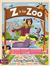 Z Is for Zoo (BabyLit Primers)