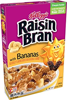 Best raisin bran cereal with banana Reviews