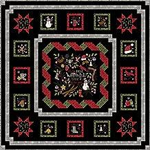 Bonnie Sullivan Most Wonderful Time Flannel Winter Joy Quilt Kit Maywood Studio