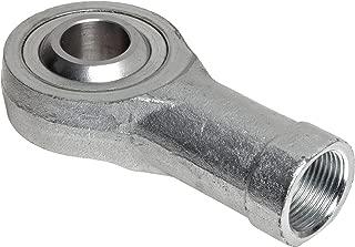 Sealmaster TR 5 Rod End Bearing, Three Piece, Precision, Non-Relubricatable, Female Shank, Right Hand Thread, 5/16