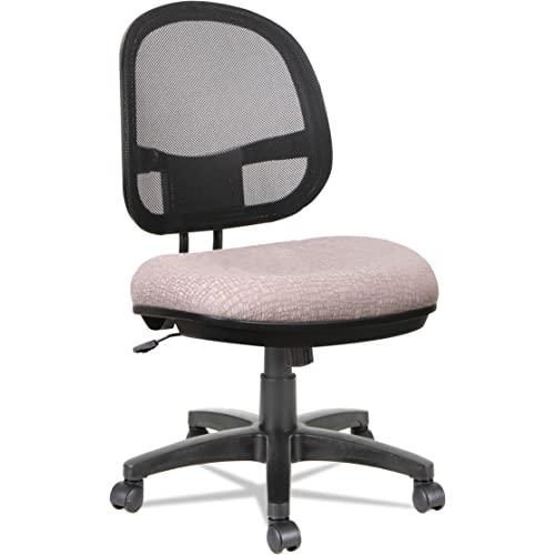 Alera ALEIN4851 Interval Series Swivel//Tilt Task Chair Sandstone Tan Fabric