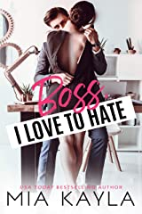 Boss I Love to Hate: An Office Romance (The Brisken Billionaire Brothers Book 2) Kindle Edition