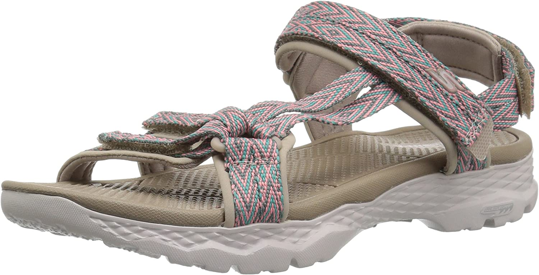 Skechers Unisex-Adult Go Walk Outdoors-Runyon Sport Sandal