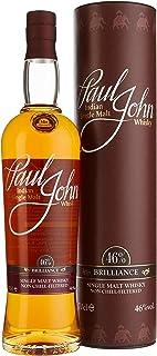Paul John Brilliance Indian Single Malt Whisky mit Geschenkverpackung 1 x 0.7 l