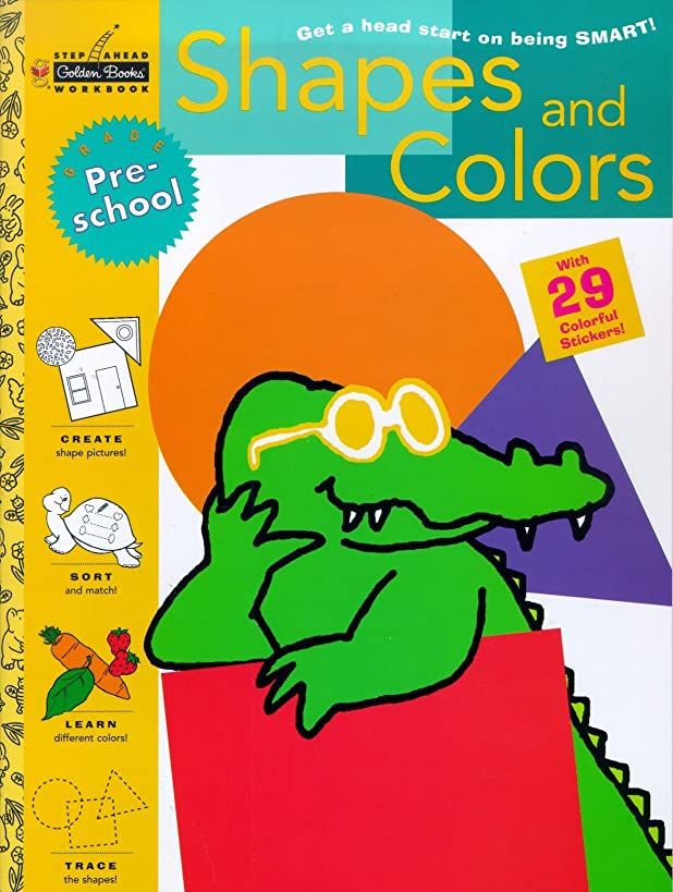 Shapes and Colors (Preschool) (Step Ahead)