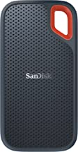 SanDisk 2TB Extreme Portable External SSD - Up to 550MB/s - USB-C, USB 3.1 - SDSSDE60-2T00-G25