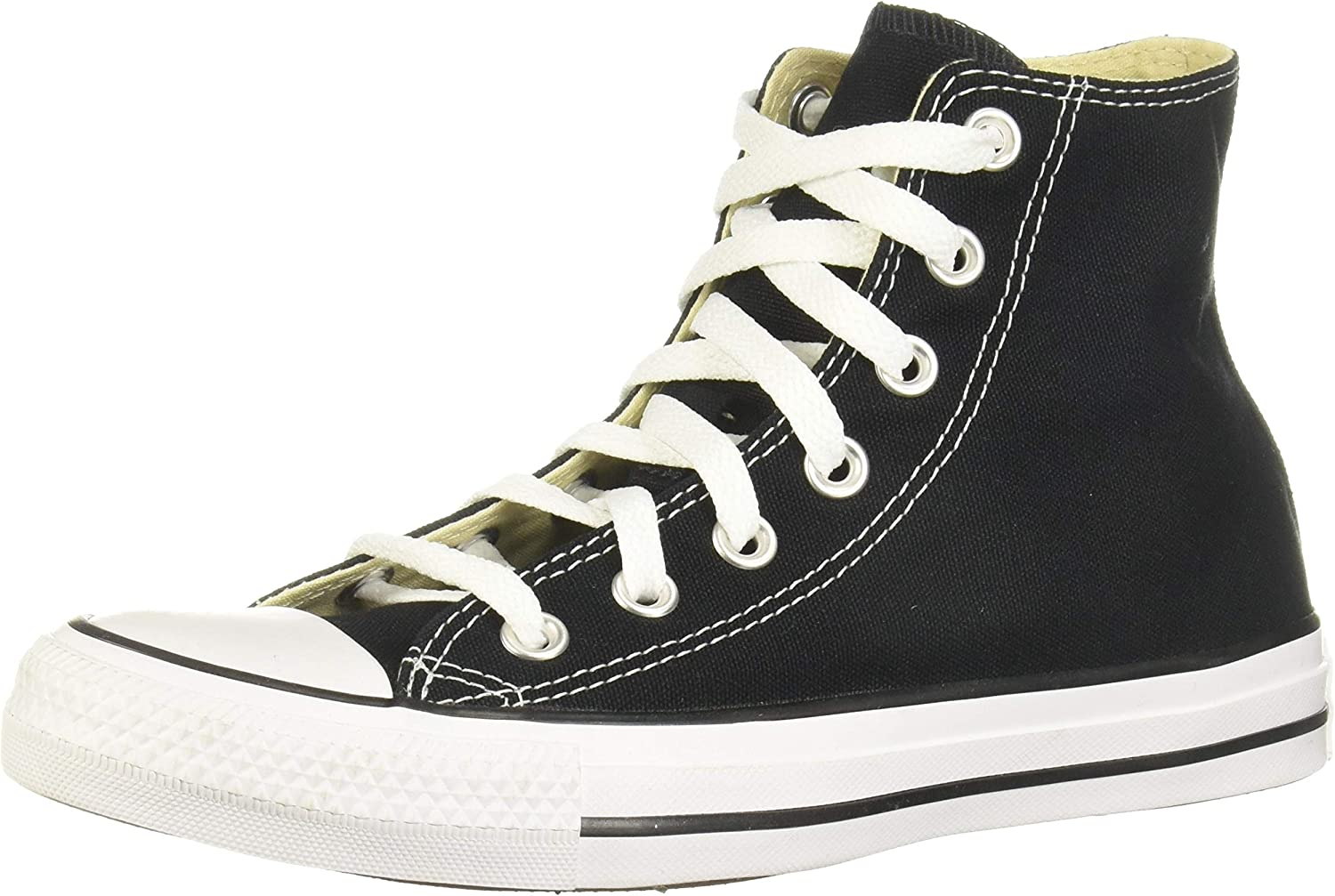 Converse All Al sold out. Star Hi Mens' Fashion Black Kids Big Sneakers Super special price