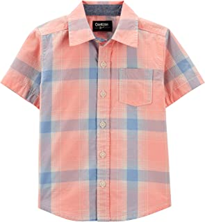 Boys' Button-Down Shirt