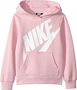 Futura Fleece Pullover Hoodie (Little Kids)