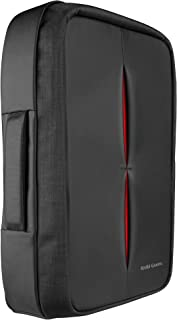 Mars Gaming MB2, Mochila Gaming Impermeable, 17,3'', USB Externo, TSA, Negro