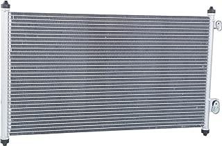 Kool Vue KVAC3313 A/A/C Condenser (2001-05 Honda Civic 4-Door Sedan/2-Door Coupe 1.7L Eng.)