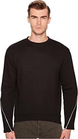 McQ - Zipper Sweatshirt