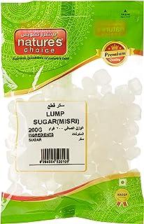 Natures Choice Lump Sugar (Misri), 200 gm