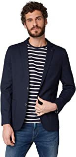 Tom Tailor Men's Long Sleeve Blazer