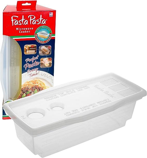 Microwavable Pasta Strainer