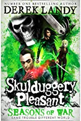 Seasons of War: the latest 2020 novel in the bestselling series (Skulduggery Pleasant, Book 13) Kindle Edition