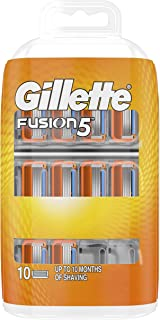 Best Gillette Fusion5 Razor Blades for Men with Precision Trimmer, Pack of 10 Refill Blades Review