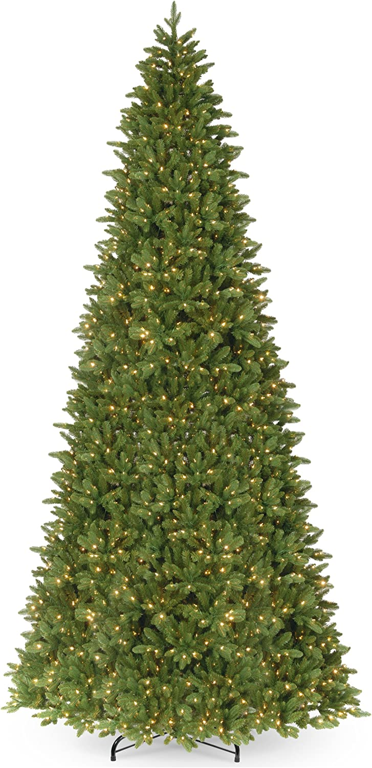 National OFFicial shop Tree Company 'Feel Real' Pre-lit Artificial Christmas Dallas Mall T