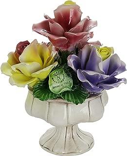 capodimonte porcelain flowers