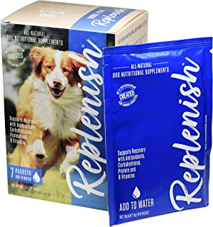 Replenish Dog Recovery Powdered Water Supplement, Canine Water Flavoring